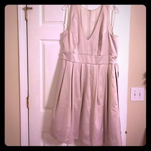 White House Black Market size 16 dress