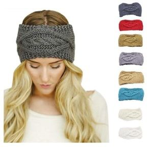 Knitted Head Bands