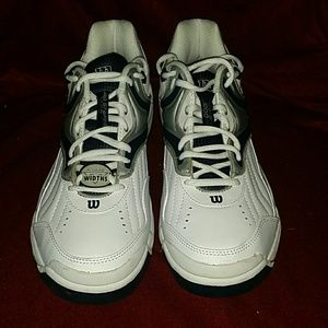 Wilson Other - NWOT Wilson shoes Wide width.
