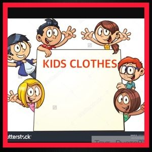 Other - KIDS CLOTHES...