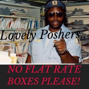 NO FLATE RATE BOXES PLEASE😉👍🏼