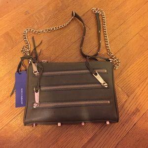 Rebecca Minkoff Handbags - Rebecca Minkoff Mini Zip Bag