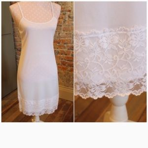 Other - Ivory lace slip extender
