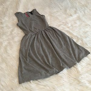 Gray H&M dress: size xs