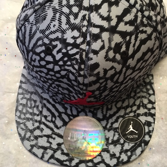 bfacf99a ... usa nike boys youth air jordan elephant print snapback 3a654 7b68f