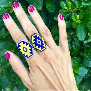 Jewelry - Colorful Hand Made Ring