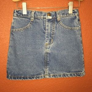 Gap Jean Pencil Mini Skirt 5 Vintage