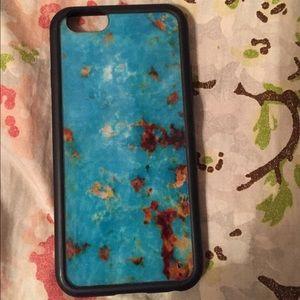 Wildflower Case's marble phone case