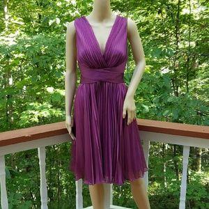 Halston Heritage Dresses & Skirts - 💠SALE💠HALSTON HERITAGE Pleated Dress