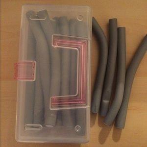 23 Beaut Flex Rod Spiral Foam Curlers
