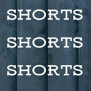 Pants - ALL AVAILABLE SHORTS ARE LISTED BELOW