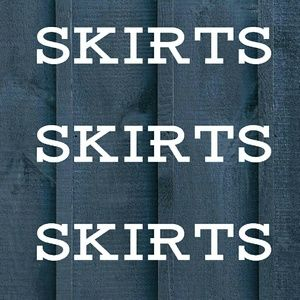 Dresses & Skirts - AVAILABLE SKIRTS ARE LISTED BELOW