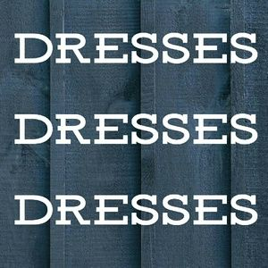 Dresses & Skirts - ALL AVAILABLE DRESSES ARE LISTED BELOW