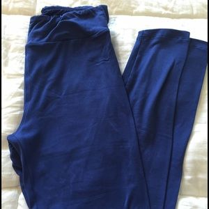 Lularoe OS solid leggings