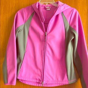 Athletic gear waterproof/lined jacket