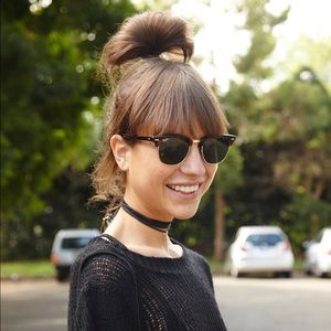 Topshop Accessories - Club master Tortoiseshell Style Sunglasses