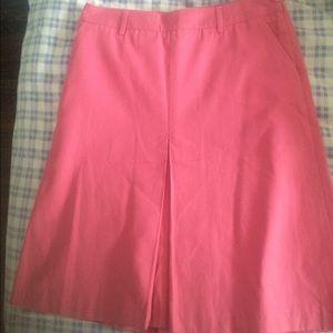 Zara Pink Skirt Size 6