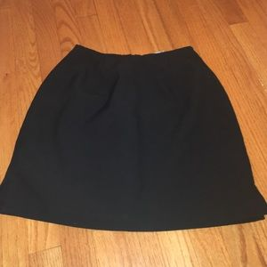 🎀🔥Black - Skorts- Sz 4💥Excellent Condition🎀🔥