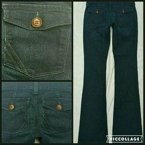 Anlo Denim - Anlo Mercer Denim FLAP BACK POCKET Jeans