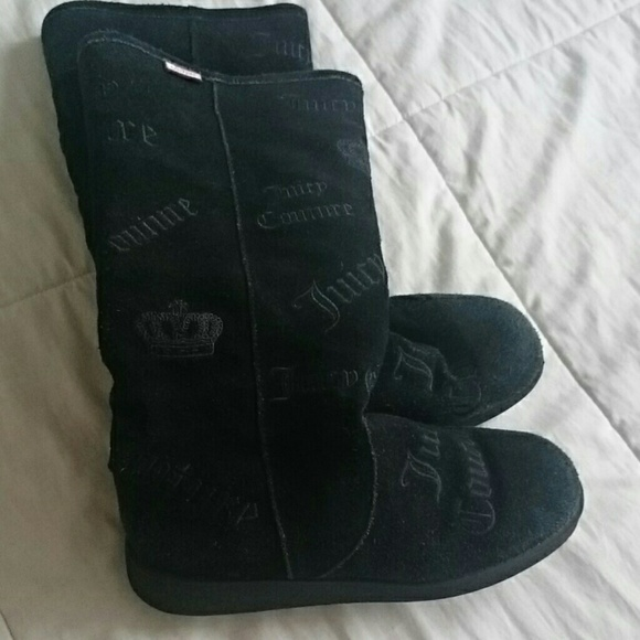 Juicy Couture - Black Juicy Couture winter boots from