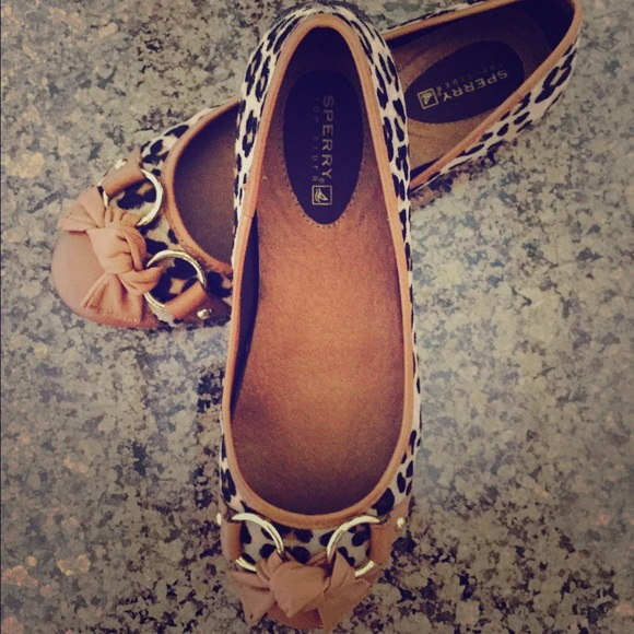 Sperry Shoes | Sperry Leopard Print
