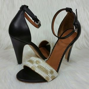 Missoni Shoes - MISSONI high heel ankle strap sandals