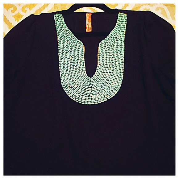 Eight Sixty Beaded Blouse 25