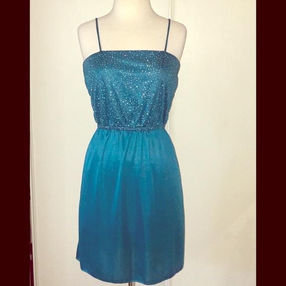 Dresses & Skirts - 👗Vintage Beaded Cocktail Dress