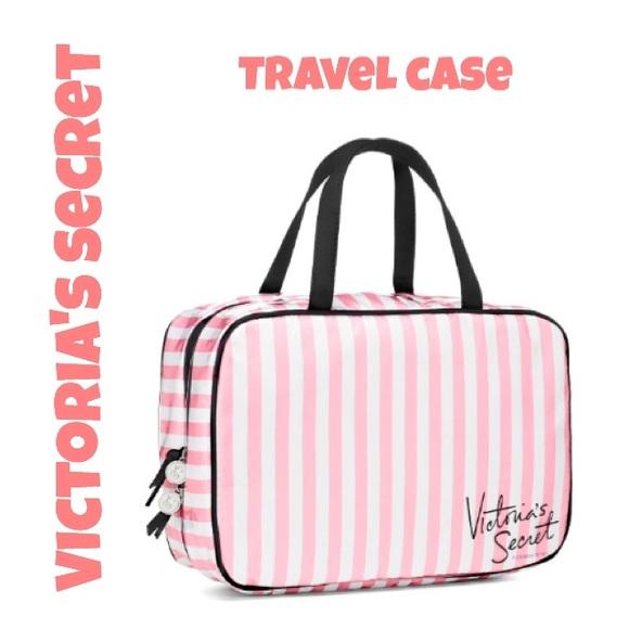 8b0961057999 Victoria's Secret hanging travel case NWT
