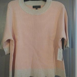 Eloquii Tops - *SOLD* NWT cropped sweater 2X/3X *price firm*