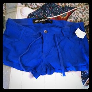 Blue New Look Shorts