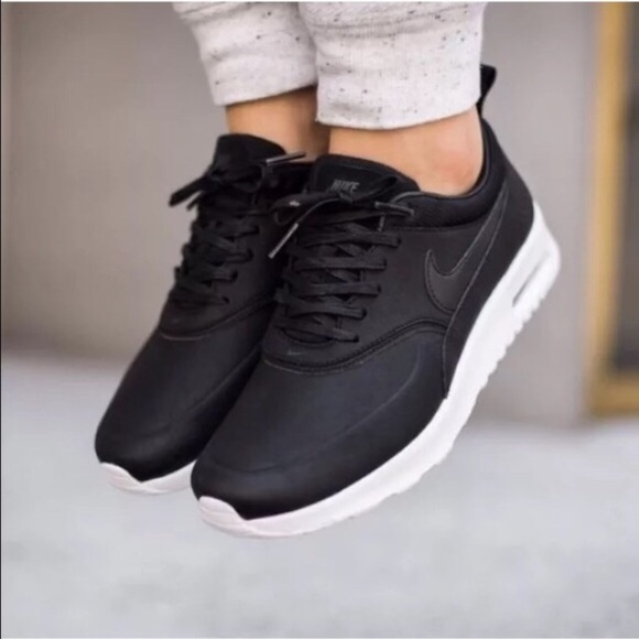 the latest 65172 eaf57 Women s Nike Air Max Thea Premium Sneakers