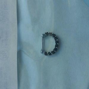 Jewelry - Septum clicker