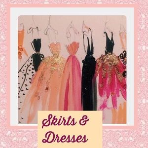 Dresses & Skirts - 💥👗SKIRTS AND DRESSES👗💥