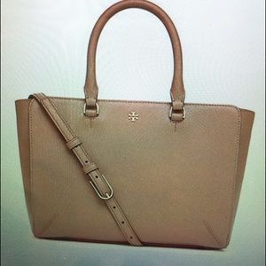 Tory Burch Robinson double zip tote - Brand New