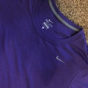 Nike Dri-fit work-out shirt, size large 