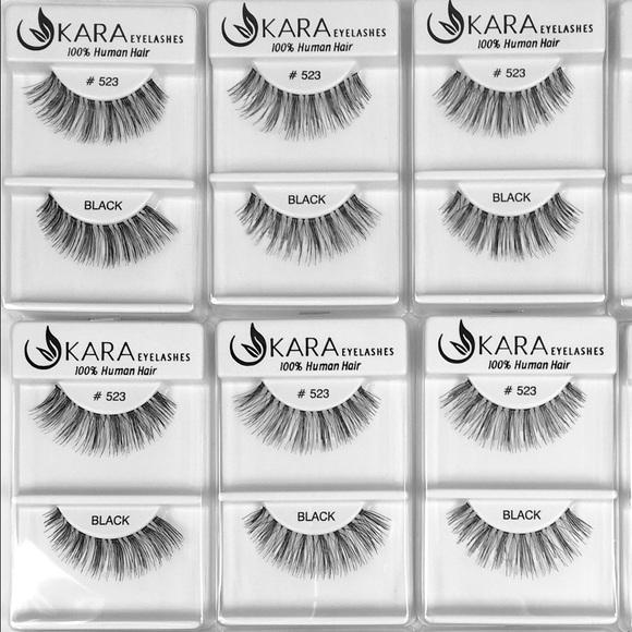 Kara Other 538 Eyelashes 523 100 Human Hair 6 Pac Poshmark