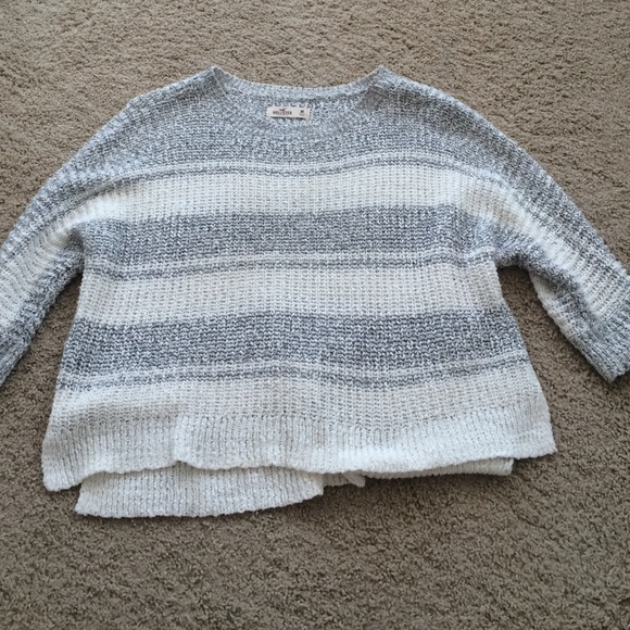off Hollister S... Hollister Sweaters For Girls Grey