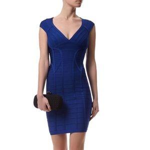 Herve Leger Dresses & Skirts - NWT HERVE LEGER DRESS - blue XS