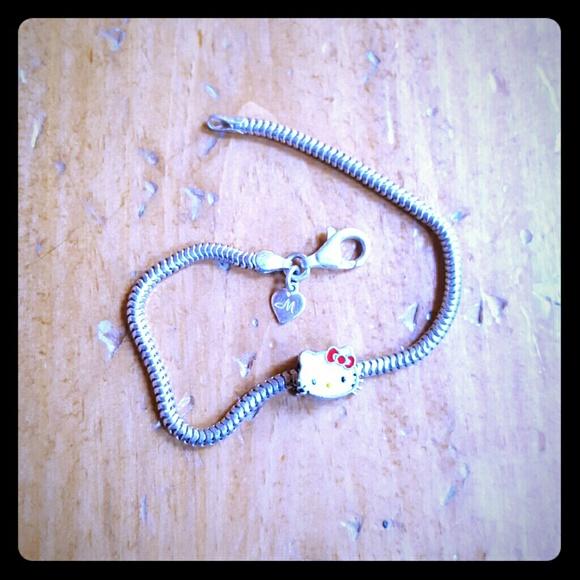 9ef8f2eb9 Kay Jewelers Jewelry - Kay Jewelers Hello Kitty Charm Bracelet