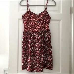 Urban Outfitters Cooperative Cherry Dress