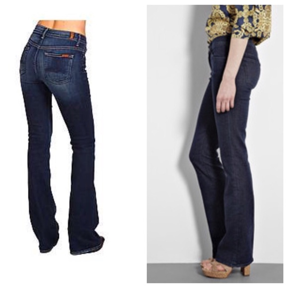 88 off 7 for all mankind denim flash sale 7 for all mankind jeans sz 28 from codie 39 s closet. Black Bedroom Furniture Sets. Home Design Ideas