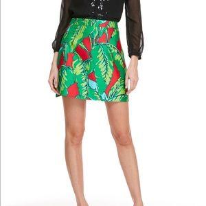 Vineyard Vines Dresses & Skirts - Vineyard Vines Banana Leaf Print Skirt