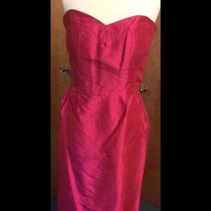 Used, Dressy Collection sample dress style 2816  size 8 for sale