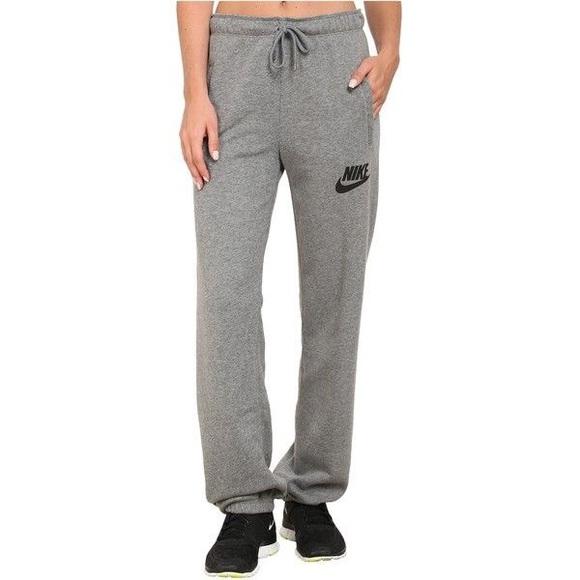 f92ae753d11f Women s Nike Rally Loose Sweatpants Gray
