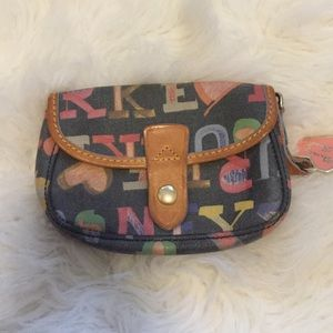 Dooney and Bourke small wristlet