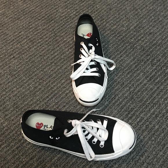 0553cb8967bb Comme des Garcons Shoes - Comme des Garçon PLAY Jack Purcell
