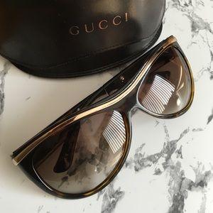 GUCCI 'GG 3015/S' SUNGLASSES