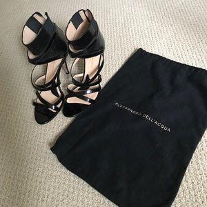 Alessandro Dell'Acqua Shoes - Authentic Alessandro dell'acqua ankle strap heels