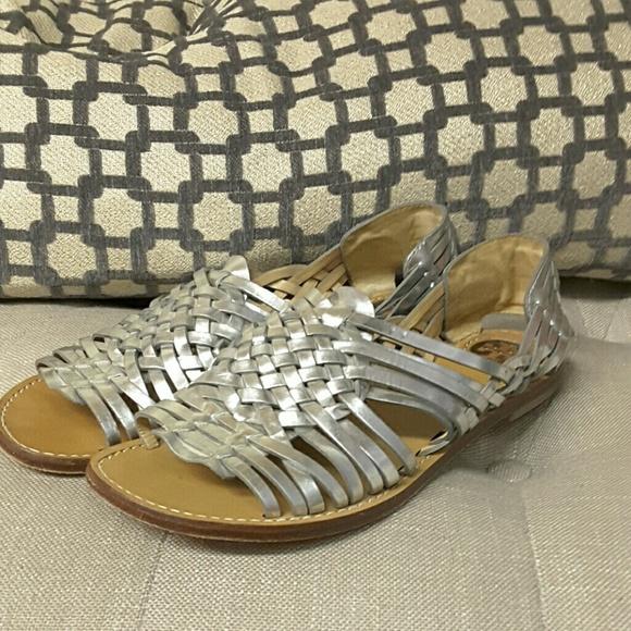 612d523374d FIRM   Tory Burch Huarache sandals. M 57bf86ff291a358e0b000a3d